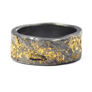 Todd Reed - Organic mens wedding Band