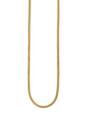 18k Foxtail Mesh Chain at Alchemy Jeweler