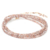 Anne Sportun Gemstone Wrap Bracelet in Mink Moonstone - Alchemy Jeweler - Black Friday