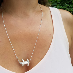 Manya & Roumen Mama Hammerhead Shark Necklace