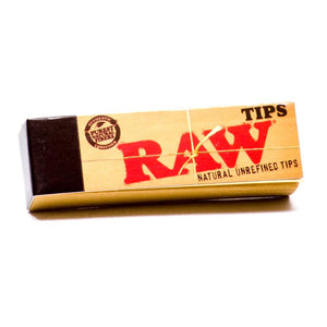 RAW Rolling Paper Tips