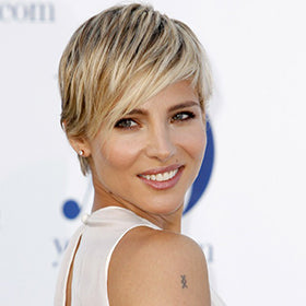 Elsa Pataky color natural suave en colorimetría