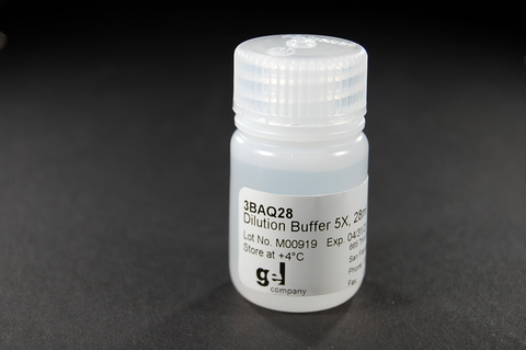 DNA Sequencing Dilution Buffer 5X, 28 ml, 3BAQ28