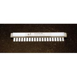 OWL Scientific Comb 1.5 mm thick, 20 tooth A1-G-20-150