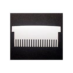 Bio-Rad 20 lane comb, 0.75 mm thick CBS20-075