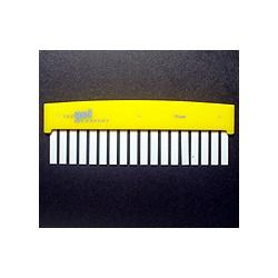 Bio-Rad 18 lane comb, 0.75 mm thick CBL18-075
