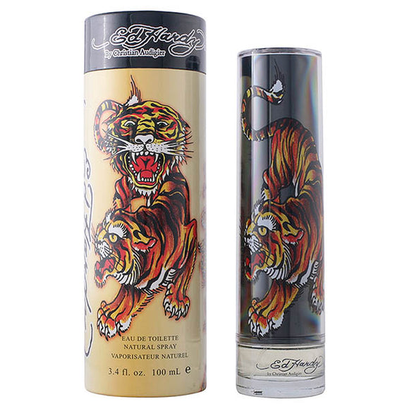 Ed Hardy- Man Eau De Toilette Men's Perfume 100ml