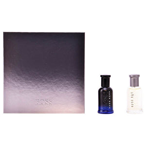 2 pieces Hugo Boss Night and Boss Bottled Perfume - Pisis Empire