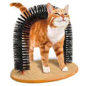 Self Grooming Cat Massager