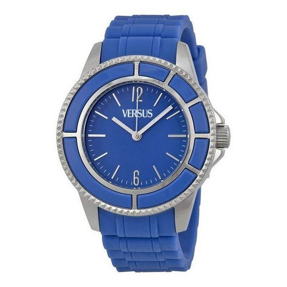 Blue Versace Versus Unisex Watch (42 mm) - Pisis Empire