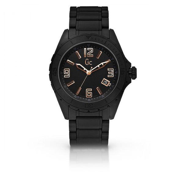 GC- Men's Black Watch 45mm