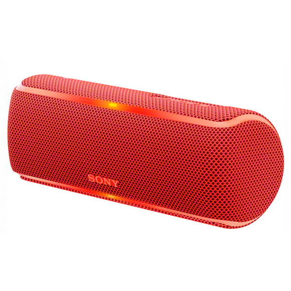 Bluetooth Speakers Sony SRSXB21R.CE7 NFC Red
