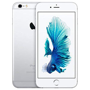 "Smartphone Apple IPHONE 6S+ 5,5"" 2 GB RAM 128 GB Silver (refurbished)"