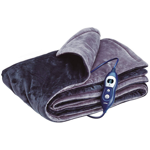 Individual Electric Blanket Solac 223752 160W