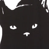 Wonderful Black Cat Painting