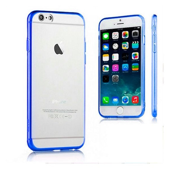Crystal Blue iPhone 6 Case