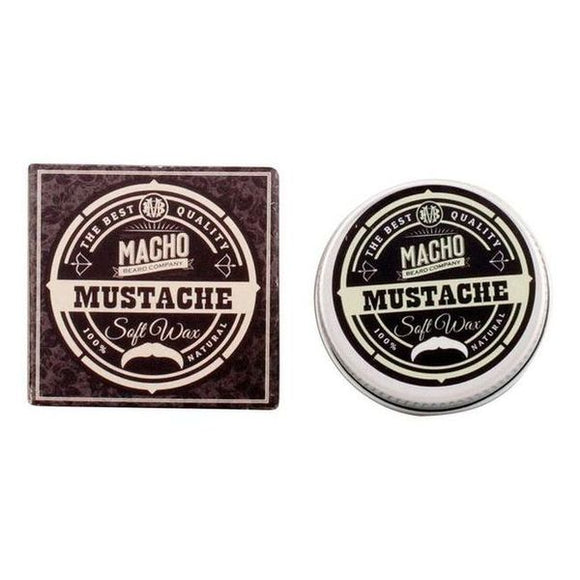 Soft Hold Wax Mustache