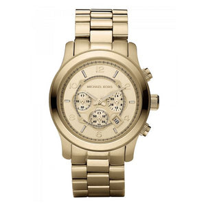 Michael Kors - Silver Steel Men's Watch 50mm