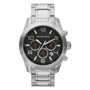 Michael Kors- Silver Simple Watch 44mm