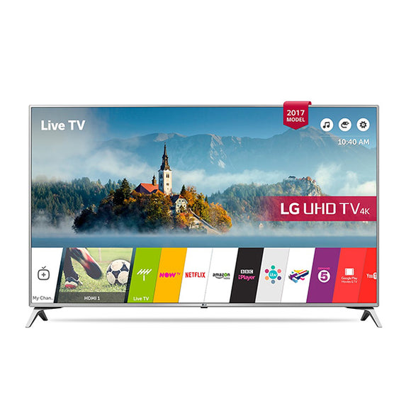 Smart TV LG 55UJ651V 55
