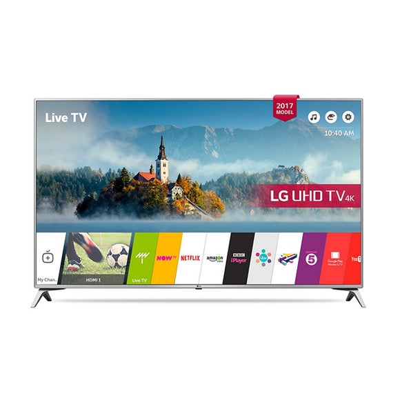 Smart TV LG 60UJ651V 60