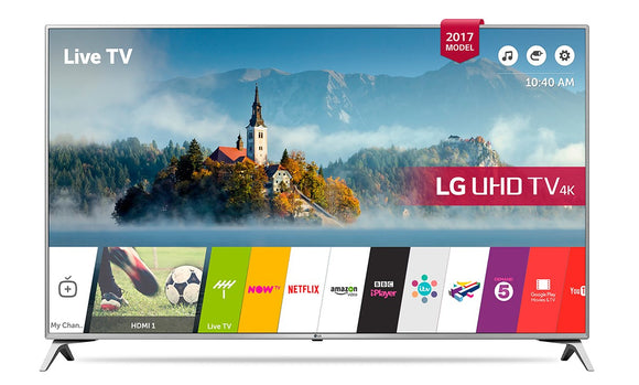 Smart TV LG 65UJ651V 65