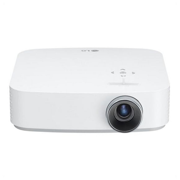 Projector LG PF50KS FHD RGB LED Miracast Bluetooth White