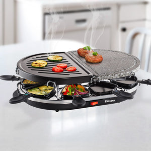 Tristar RA2946 Raclette Grill with Stone