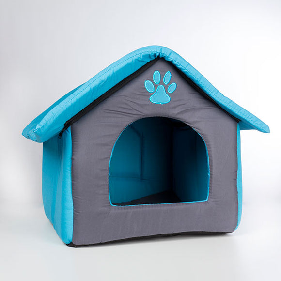 Majestic Fabric House for Pets
