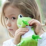 Cute Frog Voice Recorder and Player