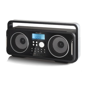 Rechargeable Bluetooth Radio Speaker