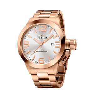 Tw Steel- Water Resistant Men's Watch 45mm