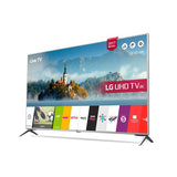 "Smart TV LG 65UJ651V 65"" Ultra HD 4K LED HDR Wifi Black"