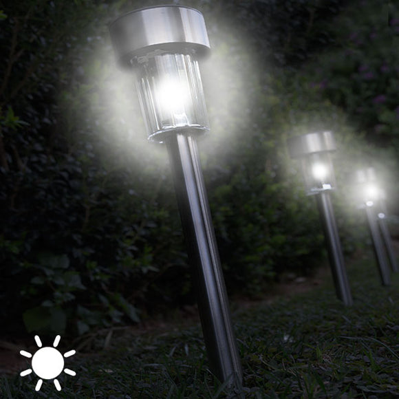 5 Pack Solar Garden Torch - Pisis Empire
