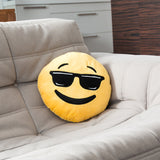 Cool Emoji Cushion - Pisis Empire