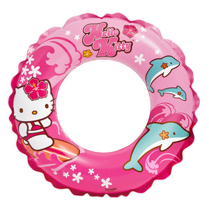 Hello Kitty Inflatable Swim Ring