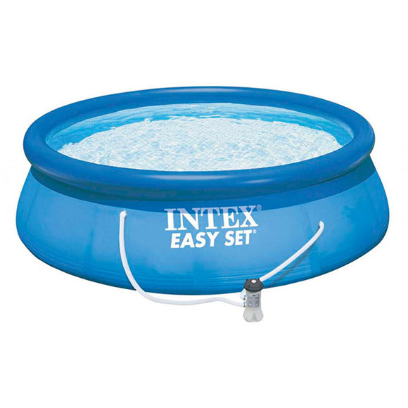 Circular Pool with Filtering System Intex - Pisis Empire