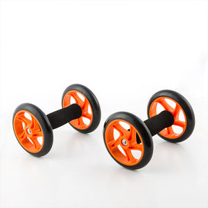 2 pack Fitness Exercise Wheels - Pisis Empire