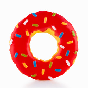 Delicious Donut Pet Toy