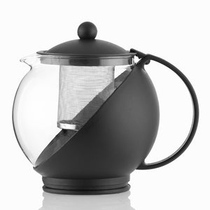 Bravissima Kitchen Eclipse Teapot with Filter and Lid