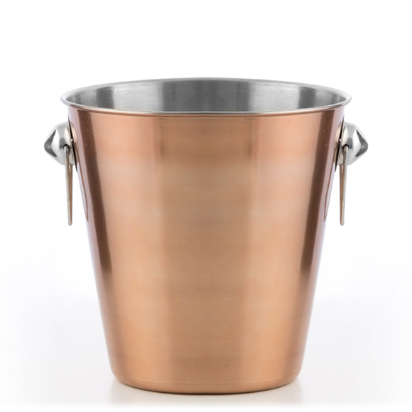 Kitchen Copper Champagne Ice Bucket
