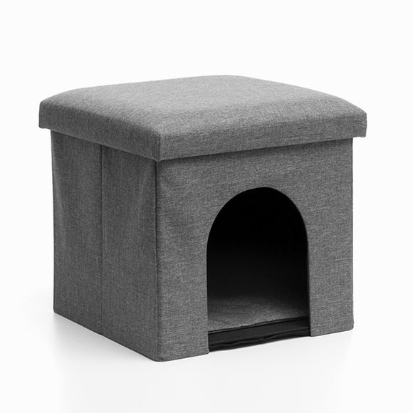 Delightful Folding Pet House and Seat