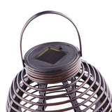 Oh My Home Solar LED Lantern with Candle