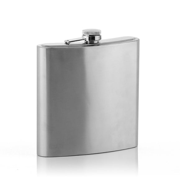Th3 Party Metallic Hip Flask XXL