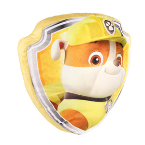 Paw Patrol Character Cushion- Rubble