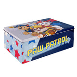 Paw Patrol Metallic Box with Blanket and Slippers