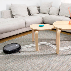 Excellent Robot Vacuum Cleaner with Mop and Water Tank