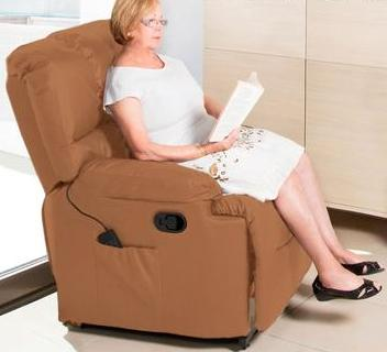 Camel Massage Armchair