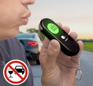 Portable Digital Breathalyzer
