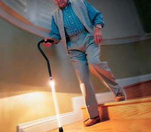 LED Light Walking Stick